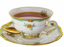 Taza de té perfecta