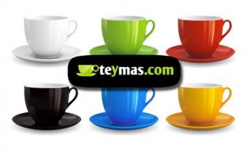 Los colores que designan el té