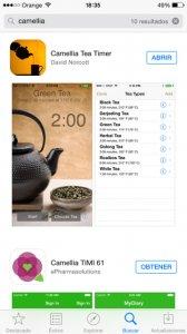 Camellia Tea Timer en App Store