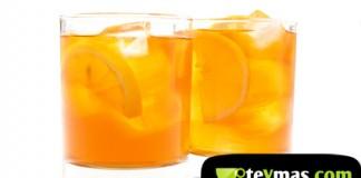 Receta de Rooibos helado al limón