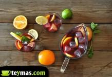 Receta e ingredientes para preparar sangría