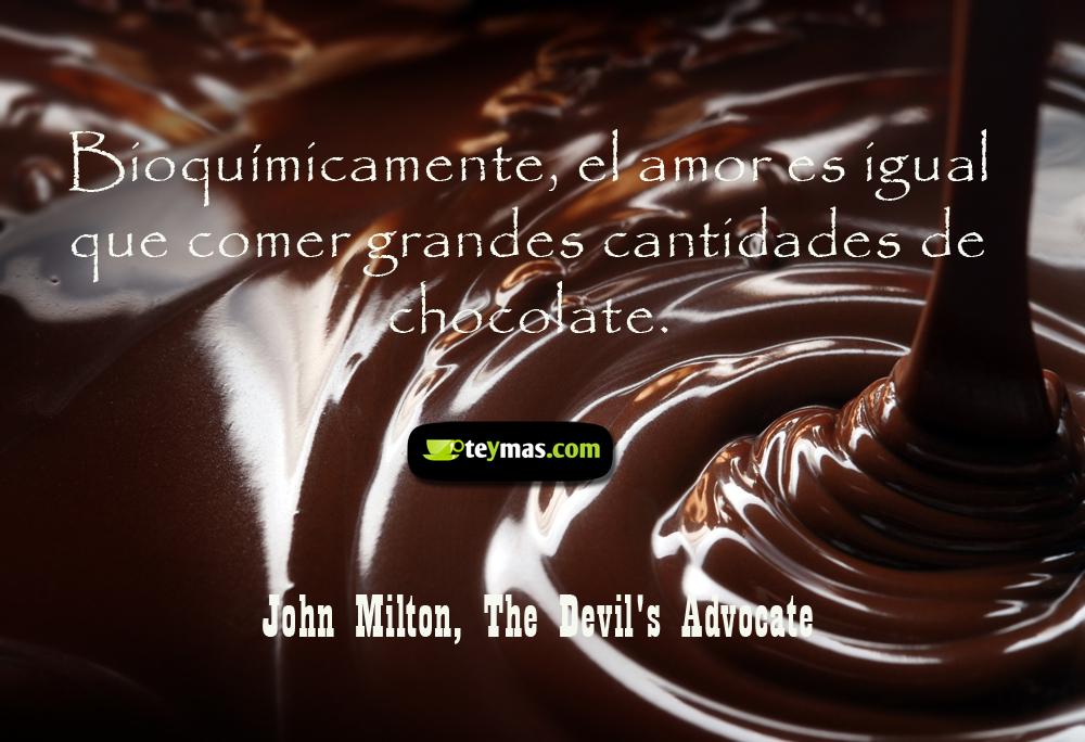 Frases Sobre Chocolate Ii Teymas