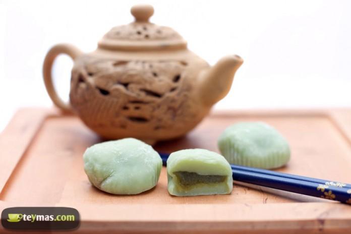 Receta para preparar Wagashi Mochi