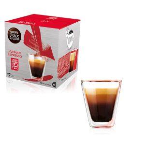 Cápsulas de café Yunnan Espresso