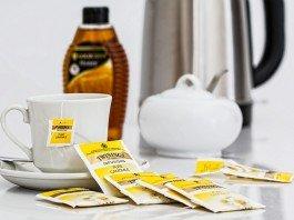 Remedios naturales con té