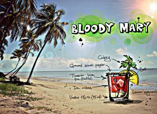 Receta Bloody Mary