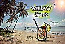 whisky sour receta