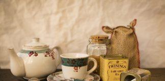 Cantidad de té por taza