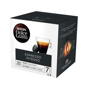 comprar cápsulas cafe espresso dolce gusto